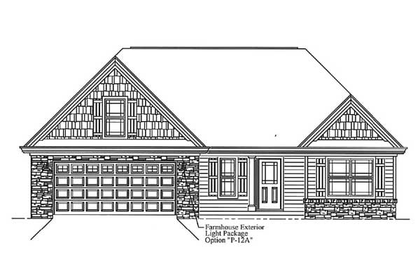 Muirfield Hip Floor Plan Lovell Landing